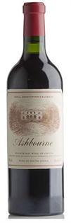 Ashbourne Red 2008 750ml